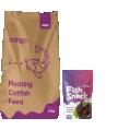Indigo Fish Feed Bags